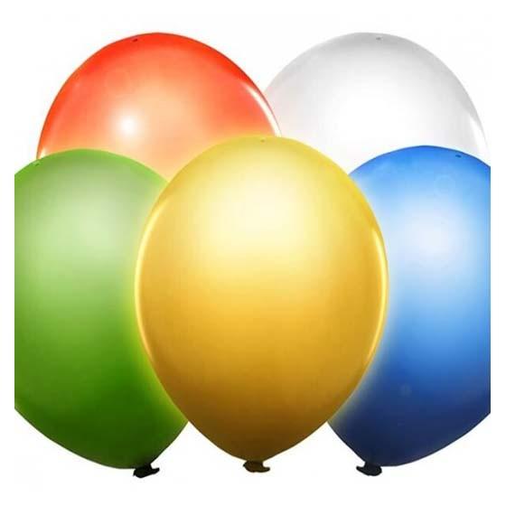Lot de 5 Ballons Lumineux à LED